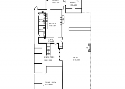 111 E Main Floor Plan