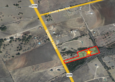 4 Acres For Sale | Georgetown, TX