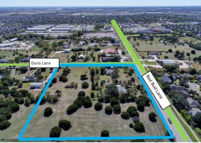 7.65 AC – Round Rock, TX – For SALE