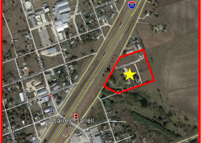 7.82 AC – For Sale – Jarrell, TX