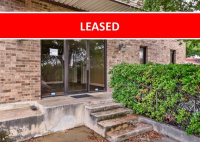 Light Industrial – For Lease – Round Rock