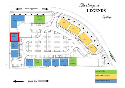 Site plan #900