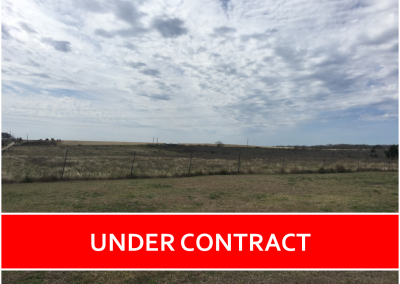 125 Acres – Kyle – For SALE