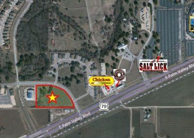 5.21 AC Legends Village III: Retail | Round Rock, TX