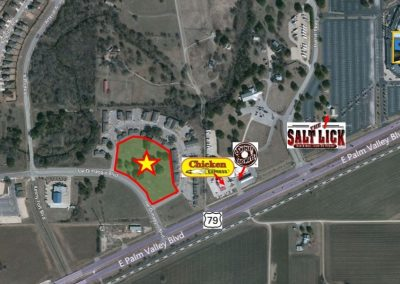 4.62 Acres Medical Office Space   Round Rock, TX