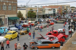 Downtown Community Car Show